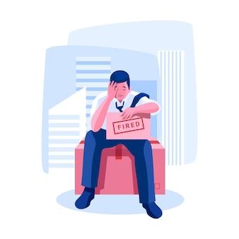 Utrata pracy z powodu koronawirusa