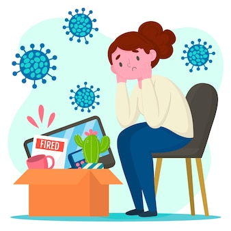 Utrata pracy z powodu kryzysu koronawirusa utrata pracy z powodu kryzysu koronawirusa