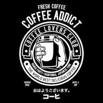 Uzależniony od kawy