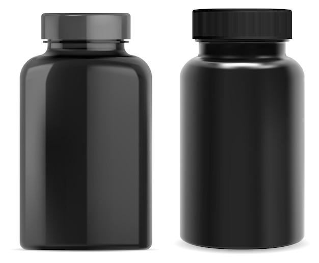 Uzupełnij butelkę z tabletkami.