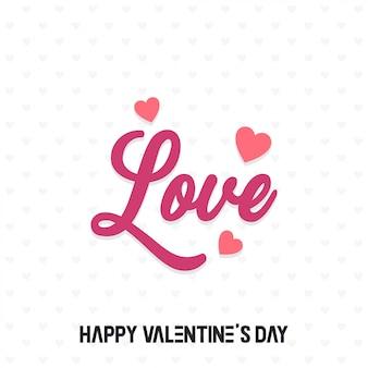 Valentine abstrakcyjne tło