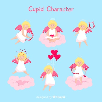 Valentine blondynka kupidyna kolekcji