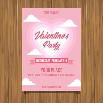 Valentine party eventer