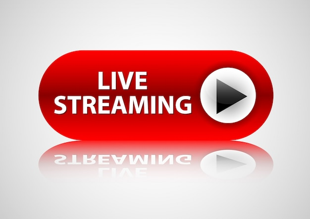 Video button przesyłanie strumieniowe na żywo