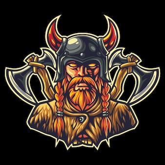 Viking warrior esport