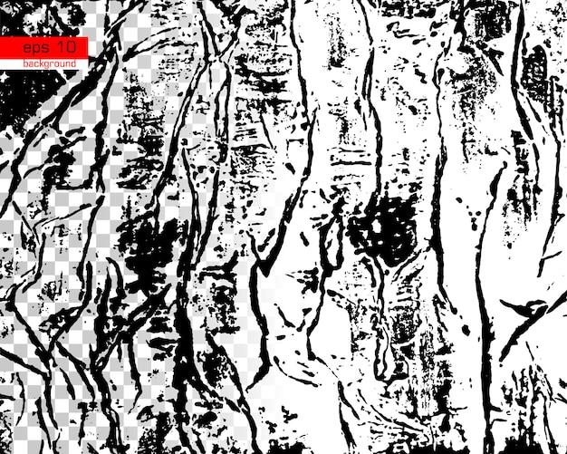 Vintage efekt z szumem i ziarnem bałaganu nałożonym kurzem w tle niepokoju