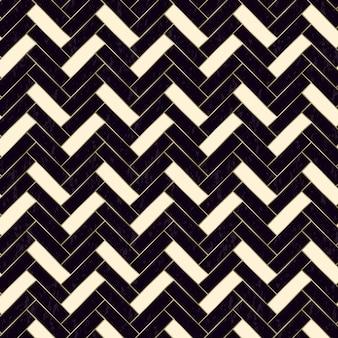 Vintage geometryczny wzór