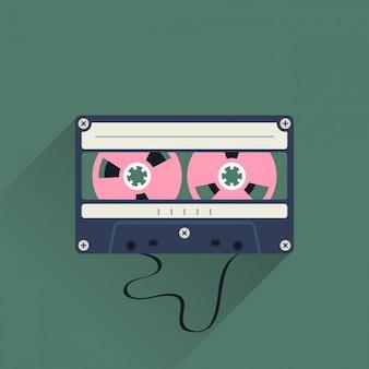 Vintage kasety