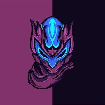 Violet ghost