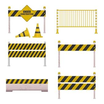 W budowie bariera