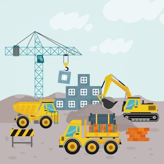 W budowie ilustracji