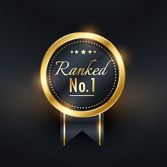 W rankingu nr. 1 projekt etykiety biznesowej