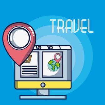 Wakacje i bajki z elementami podróży