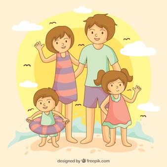 Wakacje rodzinne