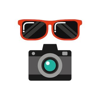 Wakacje wakacje zestaw ikon kolekcji