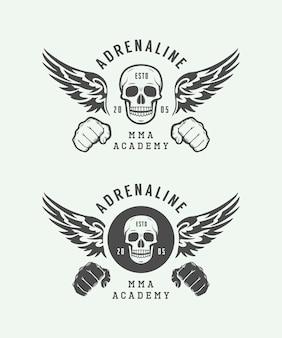 Walczące loga klubowe, emblematy