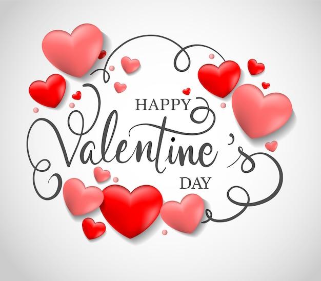 Walentynki-dzień sprzedaży tło