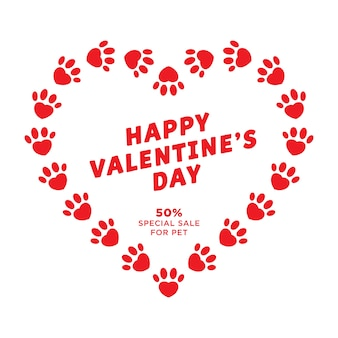 Walentynki kartkę z życzeniami z serca i domowych czerwony ślad