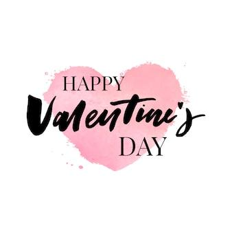 Walentynki plakat, karta, elementy hasłem list transparent dla elementów walentynki. typografia love heart