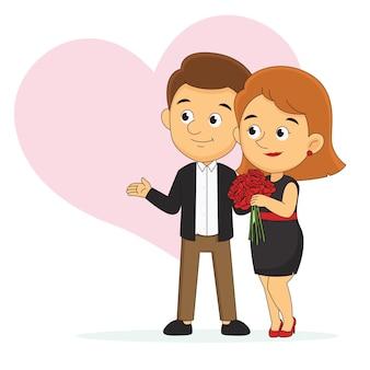 Walentynki spędzać razem czas