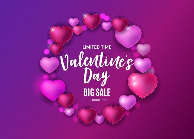 Walentynki sprzedaż miłości i uczuć.