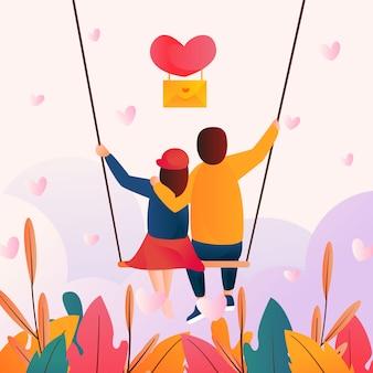 Walentynki z parą