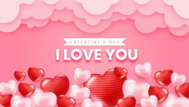 Walentynki z sercem