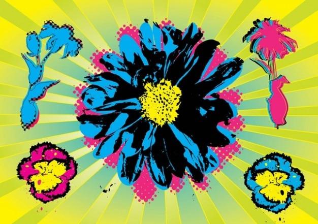 Warhol kwiaty