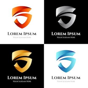 Wariacje logo z literą s.