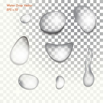 Water drop collection