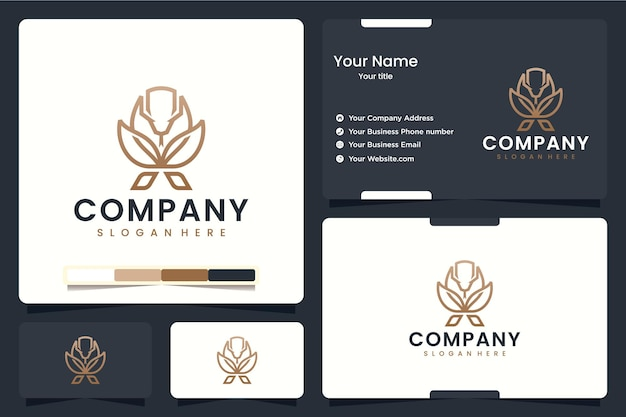 Wąż, klinika, inspiracja do projektowania logo