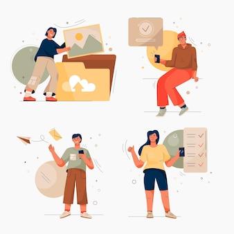 Wdrażanie pojedynczych scen umożliwiających zapoznanie się z witryną lub usługą