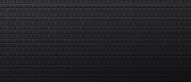 Węgla taflowy tło maswerk kwadratowy. geometryczny ciemny wzór biegnący w linii wektora nachylenia