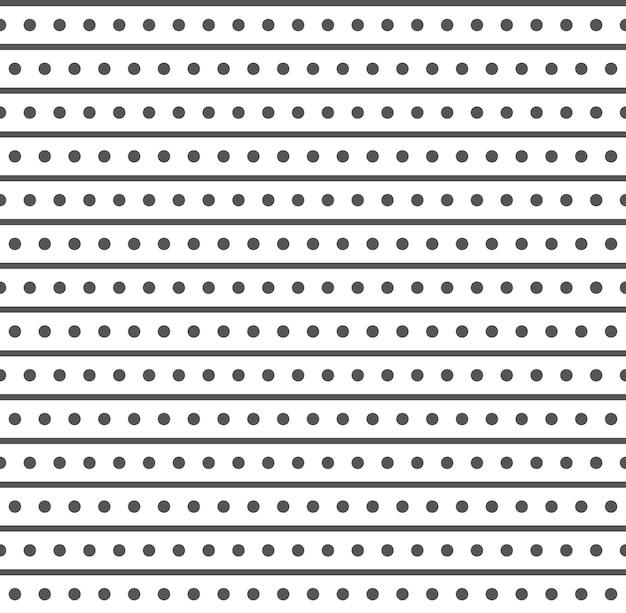 Wektor bez szwu deseń nowoczesne stylowe tekstury powtarzanie geometrycznych płytek z kropkowany romb