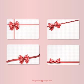 Wektor czas bow ribbon