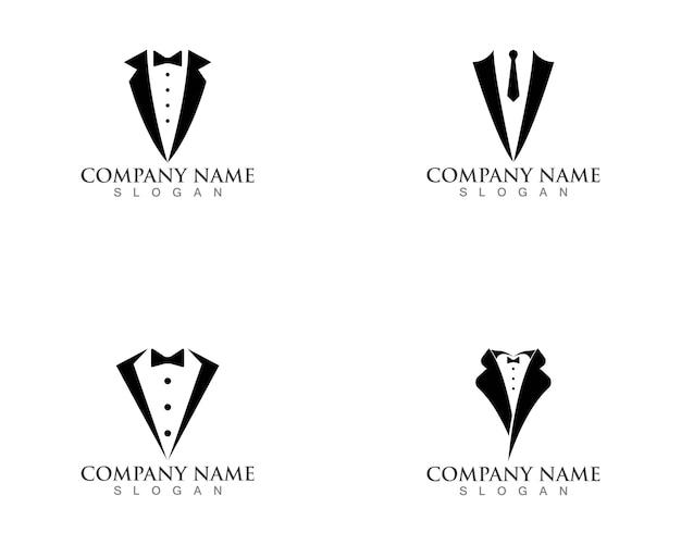 Wektor górski logo i szablon