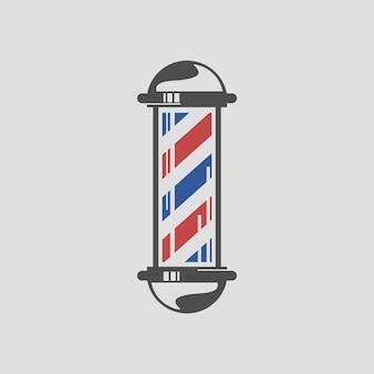 Wektor ikona salon fryzjerski