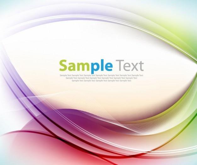 Wektor kolorowe tło graficzne