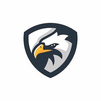 Wektor logo eagle
