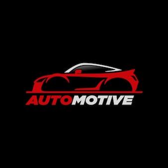 Wektor logo motoryzacyjny