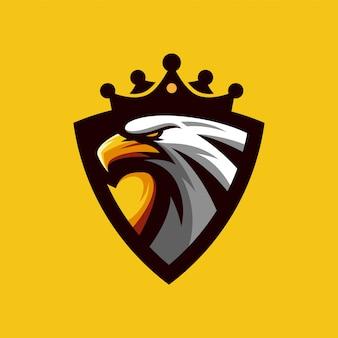 Wektor logo orła