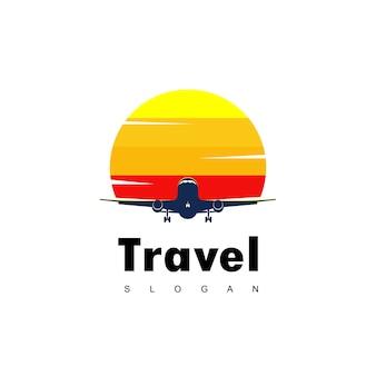 Wektor logo podróży