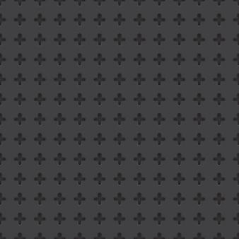 Wektor perforowany materiał wzór