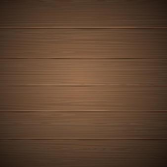 Wektor realistyczna struktura drewna naturalna brązowa drewniana podłoga stołu lub powierzchnia ściany