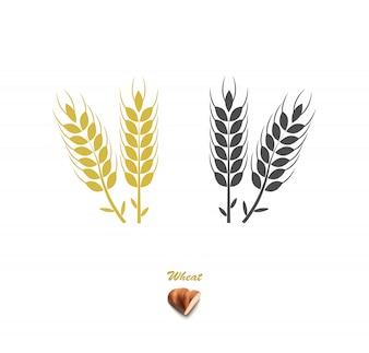 Wektor rolnictwa.