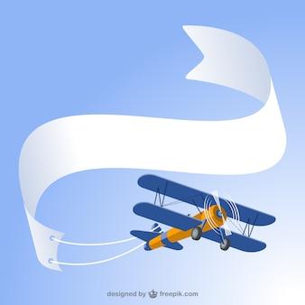 Wektor samolot pobierz za darmo