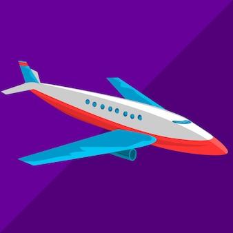 Wektor samolotu