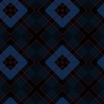 Wektor wzór bezszwowe kratę. boże narodzenie tło. bezszwowa krata w szkocką kratę. geometryczny wzór mody. boże narodzenie abstrakcyjny wzór. szkocka tkana tekstura. klasyczny wzór kratę.