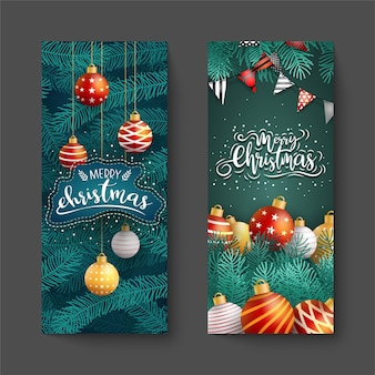 Wesołe kartki świąteczne z piłką na niebiesko