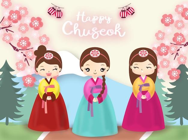 Wesołego festiwalu chuseok